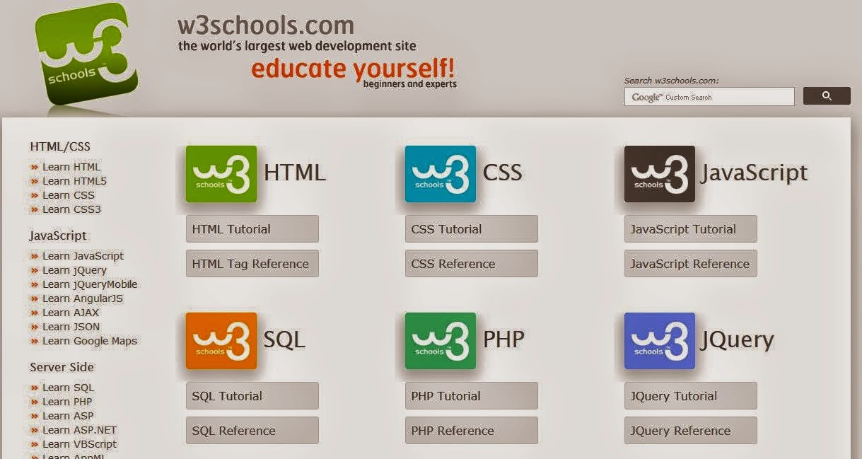 W3c school offline version 2015 download free software download zone download offline w3c school 2015 w3school is one of the biggest online school for various courses like html java sql and many more for free for both baditri Choice Image