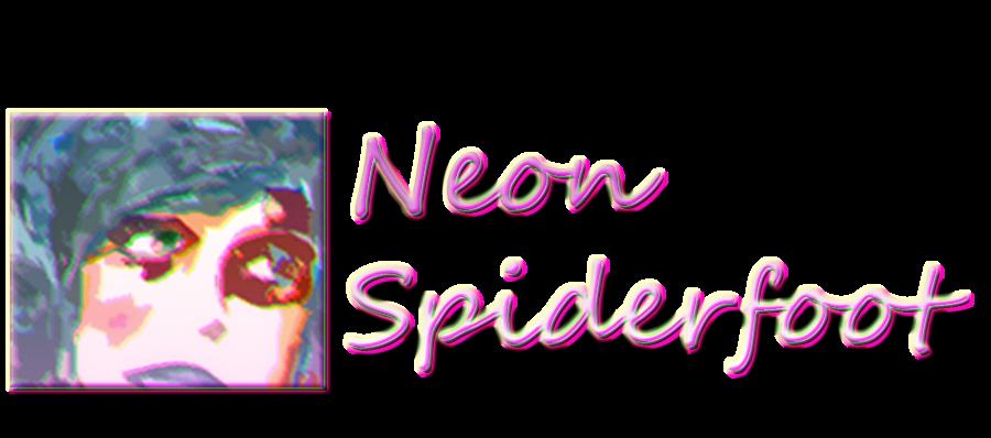 Neon Spiderfoot
