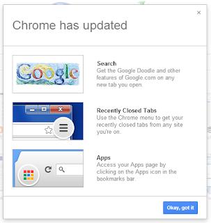 Google Updated
