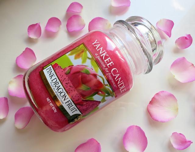 Yankee Candle Pink Dragon Fruit