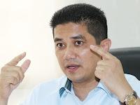 Timbalan Presiden Parti Keadilan Rakyat (PKR) Mohamed Azmin Ali