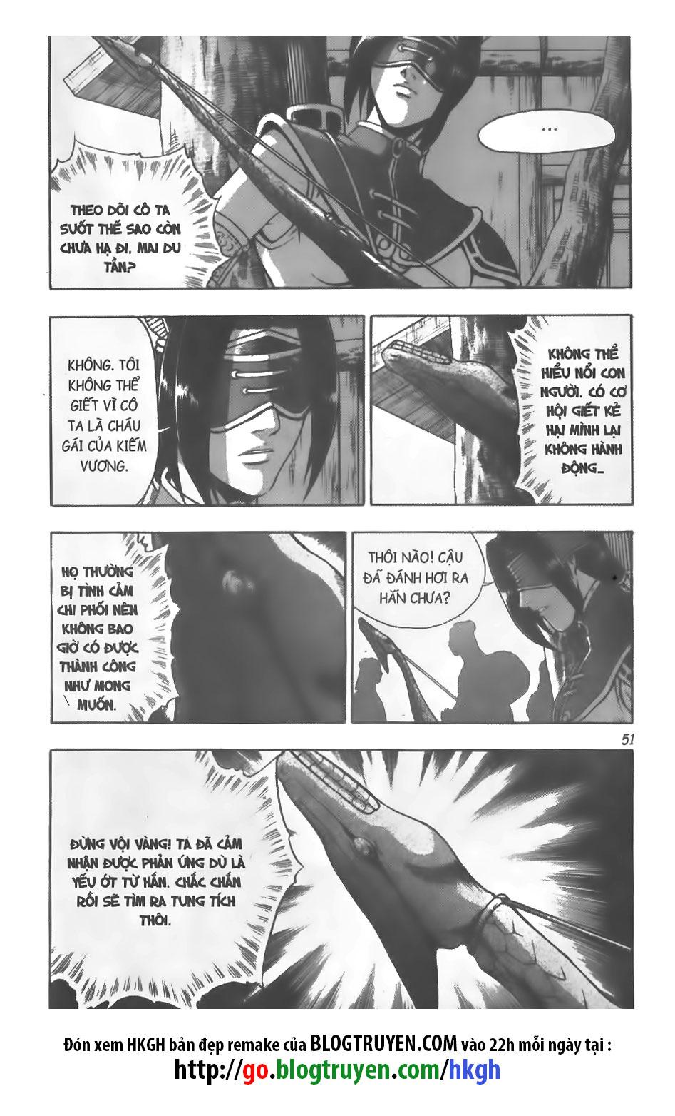 Hiệp Khách Giang Hồ chap 272 page 26 - IZTruyenTranh.com
