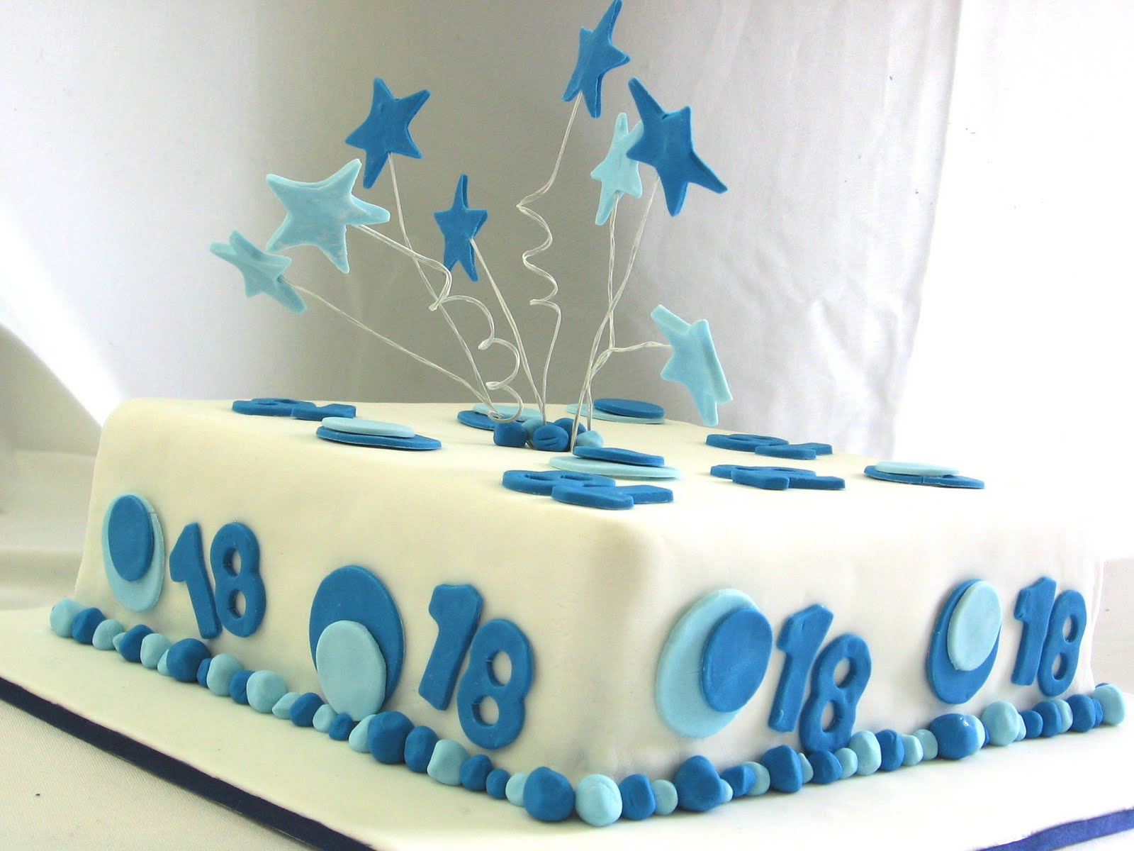 Cake Designs For 18 Year Old Boy : Rachel Warner Cakes: 18th Cake