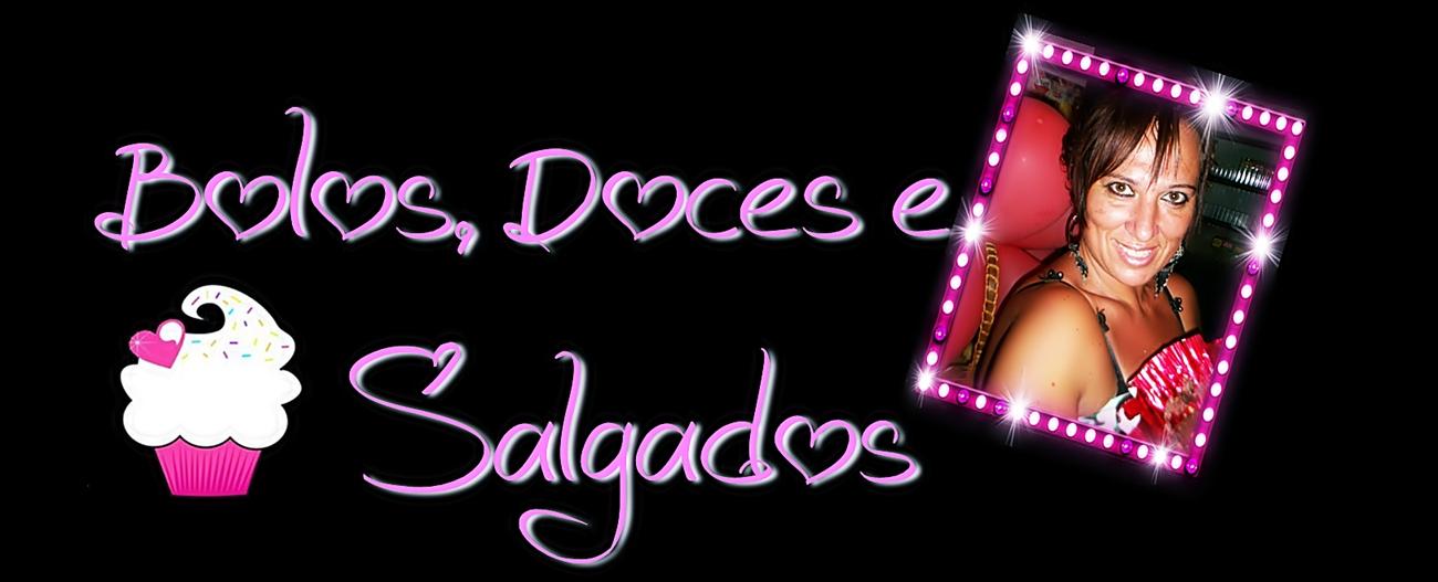 Bolos Doces e Salgados - Luciana