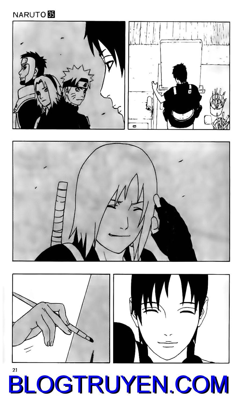 Naruto chap 310 Trang 15 - Mangak.info