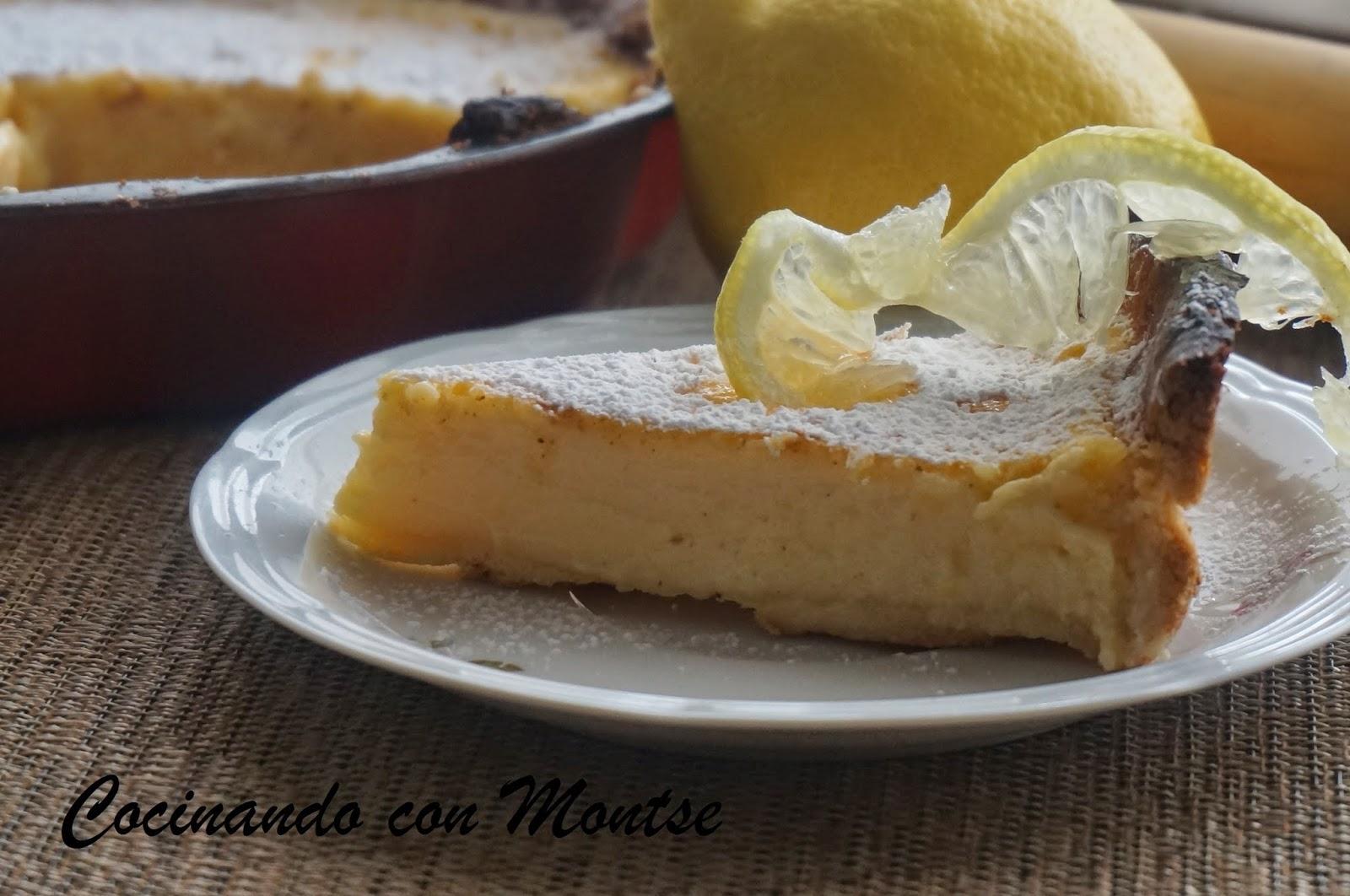 Tarta De Limón Y Sorteo
