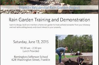 Rain Garden Training and Demonstration - Jun 13