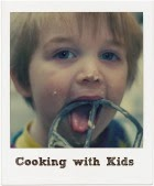 http://motherhoodjourneys.com/cooking-with-kids-sausage-and-black-pudding-rolls