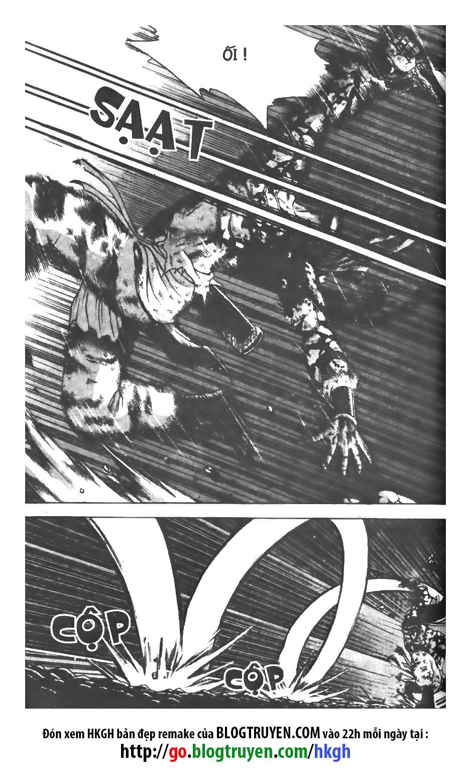 Hiệp Khách Giang Hồ - Hiệp Khách Giang Hồ Chap 220 - Pic 5