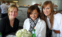 A Houston Lunch with Joni &amp; Paloma