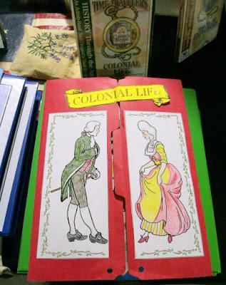 Time Travelers Lap Book