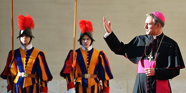George Clooney del Vaticano