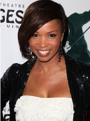 Elise Neal Gemstone Chandelier Earrings