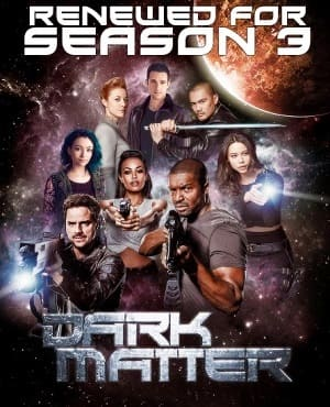 Série Dark Matter - 3ª Temporada 2017 Torrent