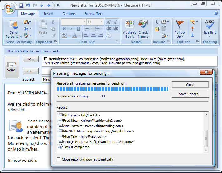 Outlook Add-ons For Sending Bulk Emails | CueHow