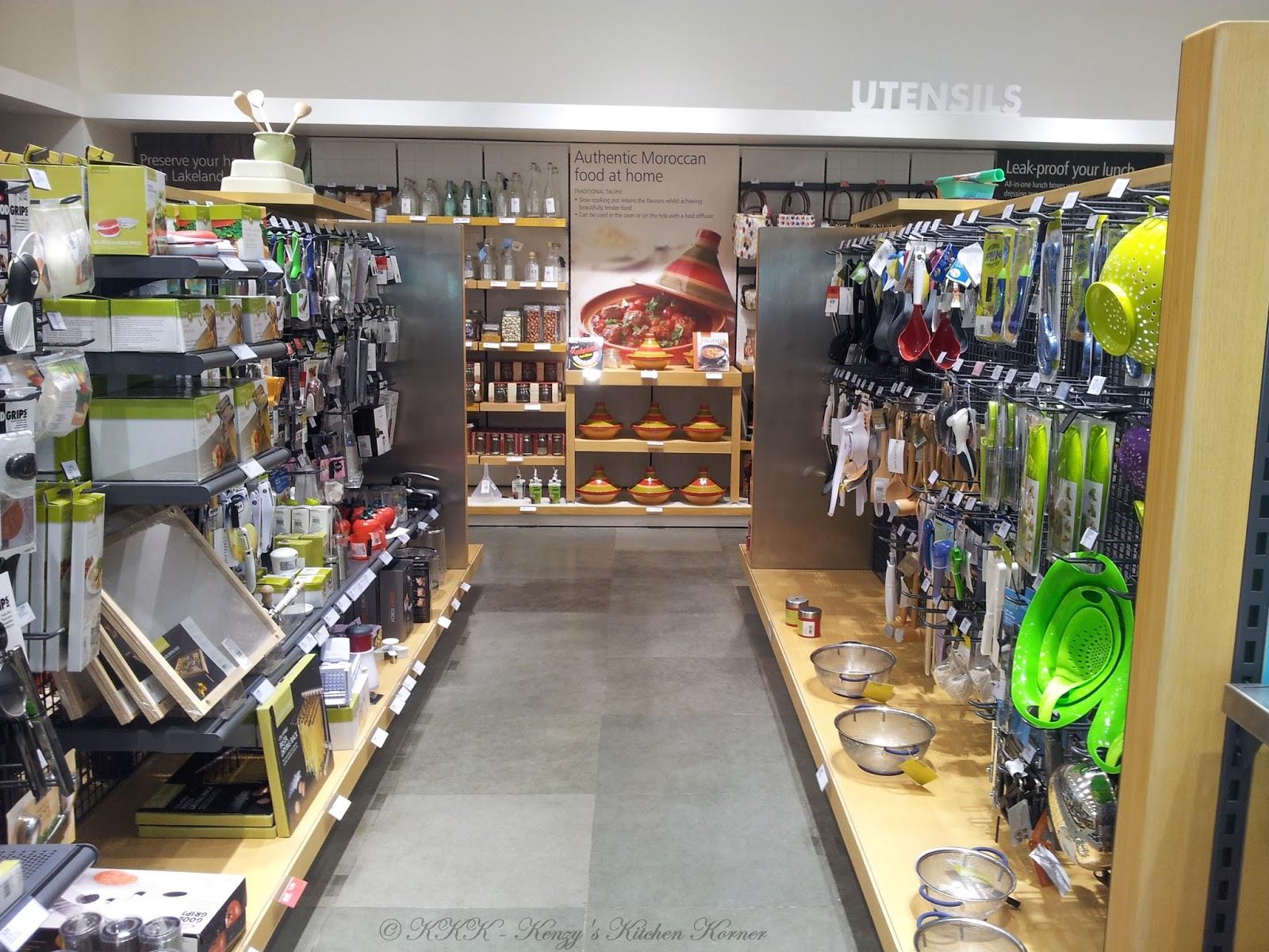 Kenzy\'s Kitchen Korner... : Lakeland lures Punekars... In wonderful way!