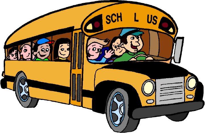 clipart school bus field trip - photo #40