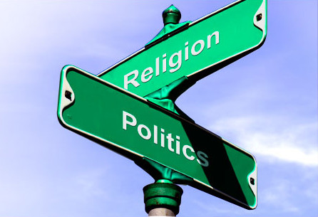 Essay on religion and politics should not be mixed