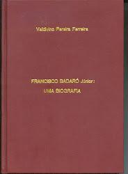 """Livro: """"Badaró Júnior: Uma biografia"""""""