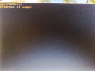 Chat In Command Prompt Using Ip Address