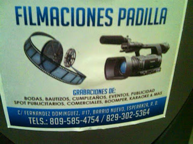 FILMACIONES PADILLA