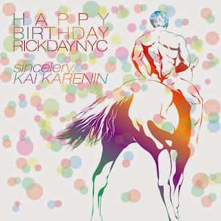 RICK DAY NYC COLLECTION BY KAI KARENIN