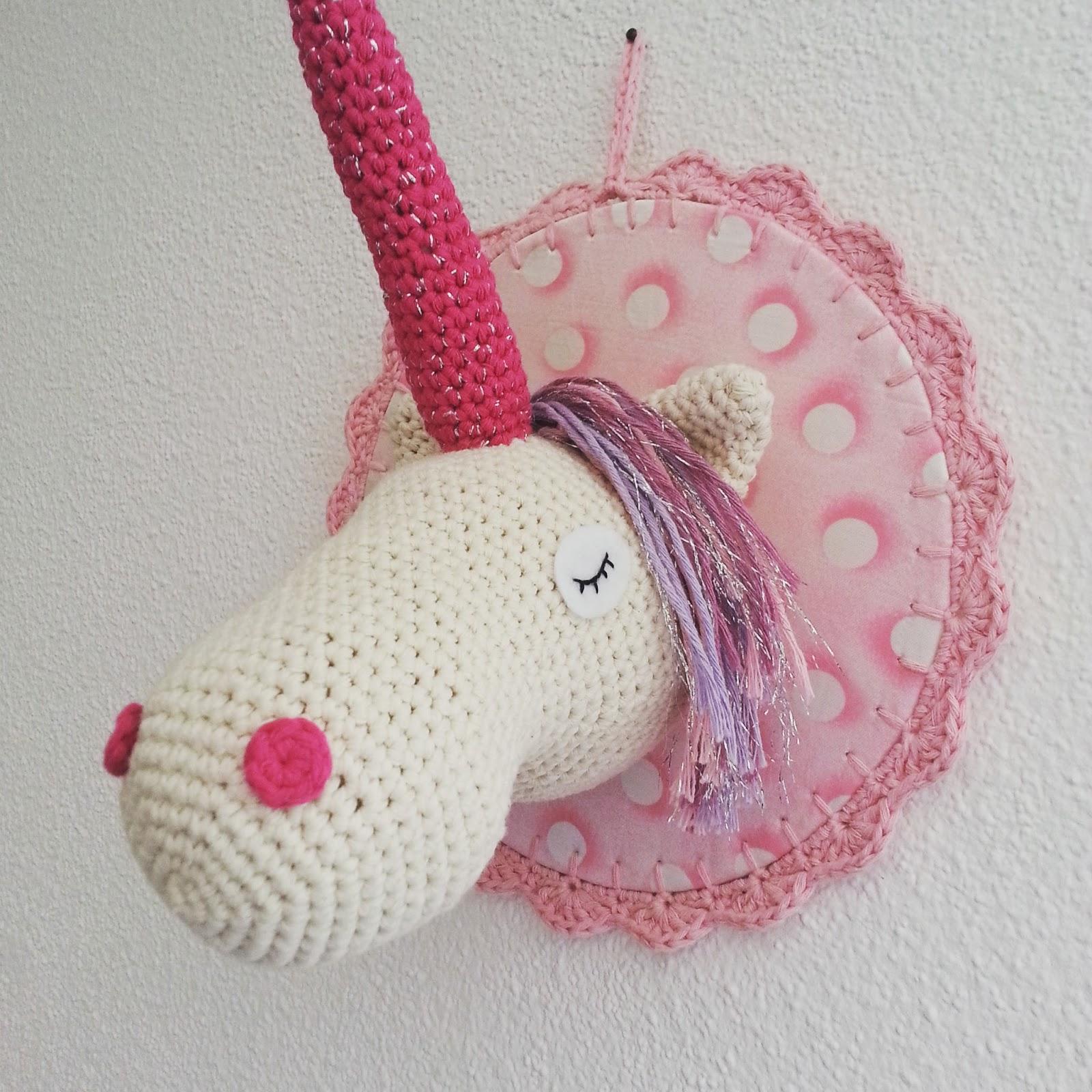 Populaire Fée du tricot: Le trophée licorne ♥ XT15