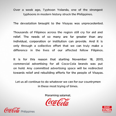 thesis statement for coca cola