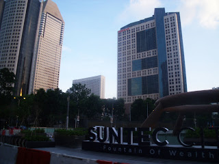 Suntec City Singapore