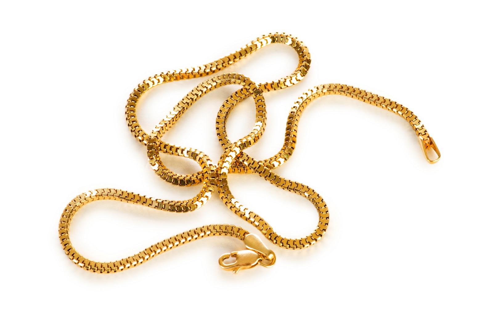 Great Ideas for Men\'s Gifts: Choosing The Right Gold Chains For Men