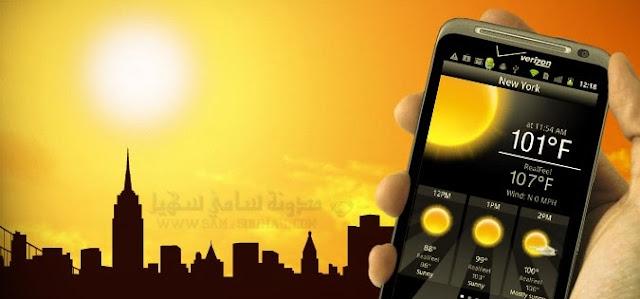 خطر حرارة الصيف على الهواتف الذكية + نصائح لتجنب المشاكل
