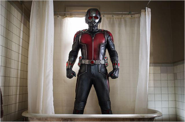 "Traje final de ""Ant-Man"""