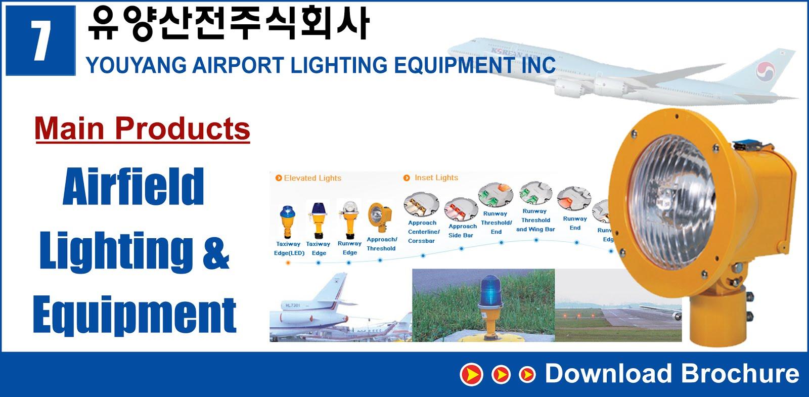7.YOUYANG AIRPORT LIGHTING EQUIPMENT INC