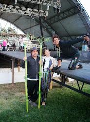 Con Manu Ruiz,