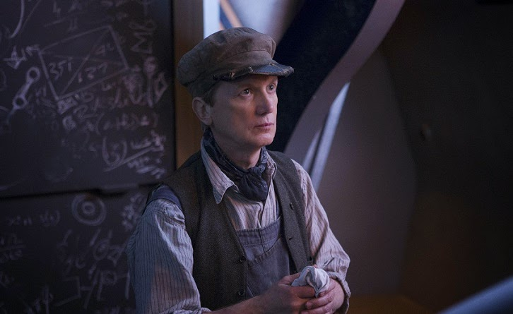 Doctor Who - Mummy On The Orient Express - Advance Preview + Dialogue Teasers