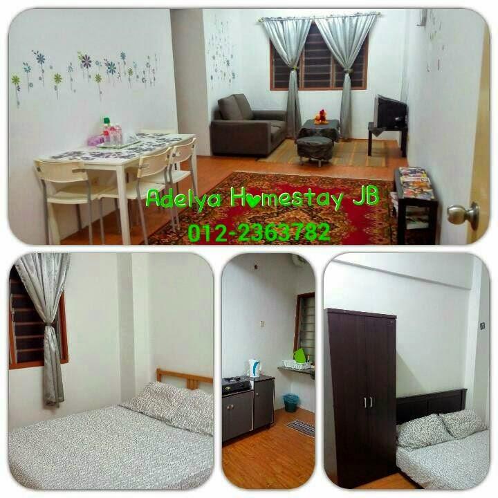 Adelya Homestay Johor Bahru
