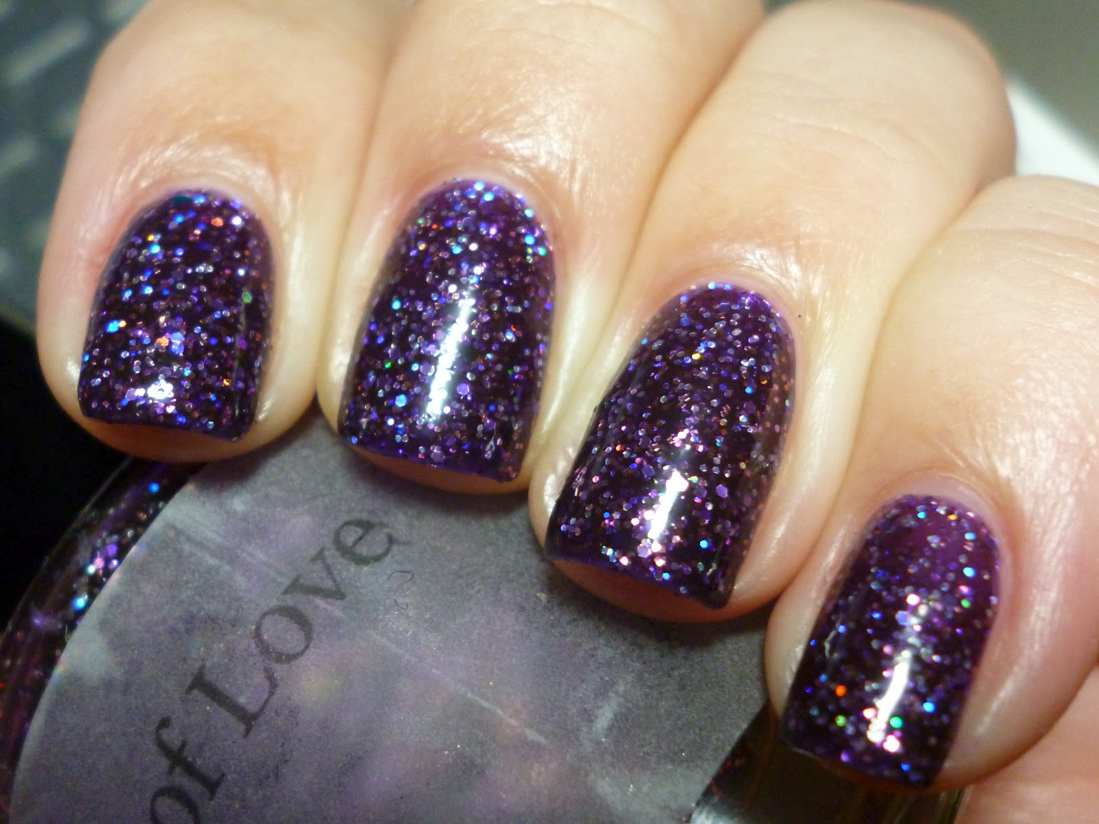 Nail Polish Anon: The Hump Day Brief: Pahlish Slow Fade Of Love