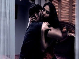 "Veena Malik HOT Stills from Upcoming Horror Movie ""MUMBAI 125 KM"""