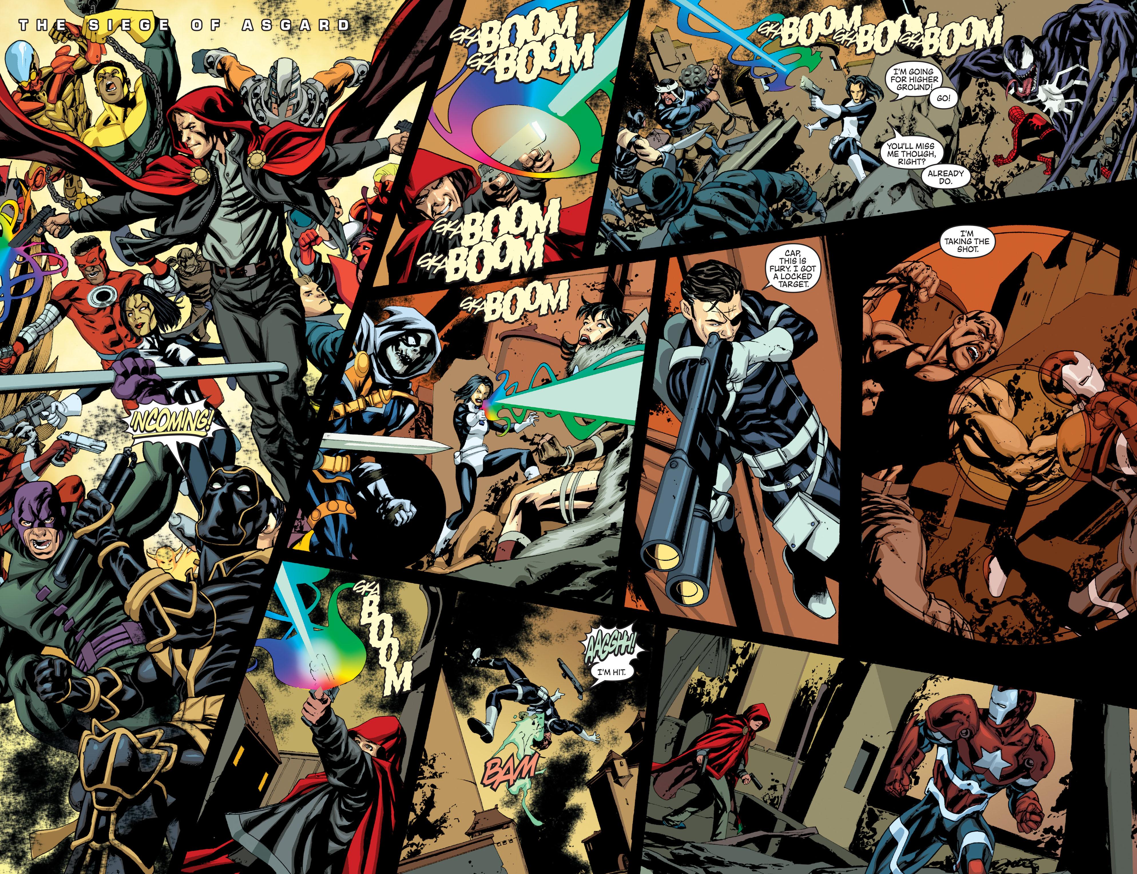 New Avengers (2005) chap 64 pic 10