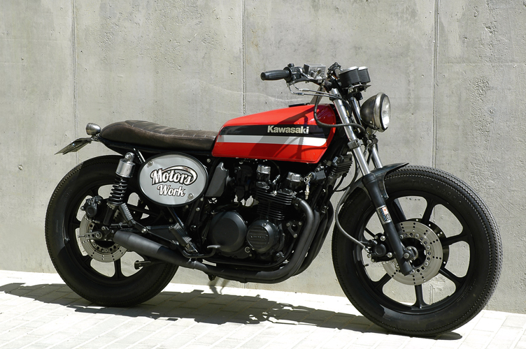 Kawasaki GPZ550 By Motor Works