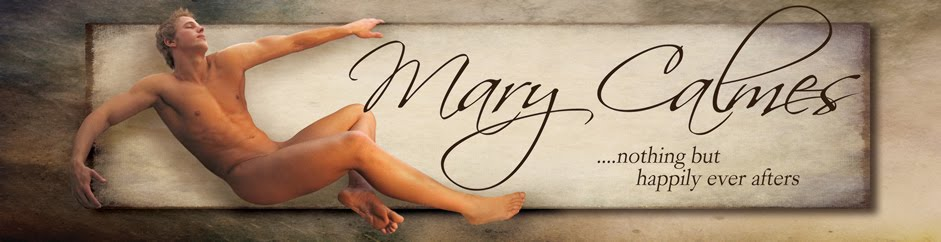 Mary Calmes Book Blog