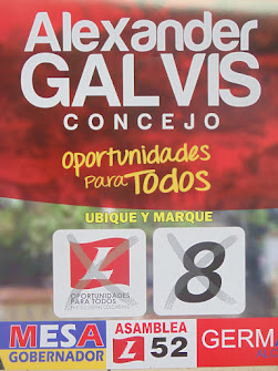 Alexander Galvis Concejo Municipal