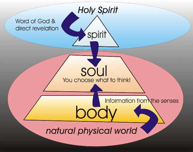 Images of Body Soul And Spirit Spirit Soul Body Truth