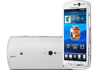 Sony Ericson Xperia V