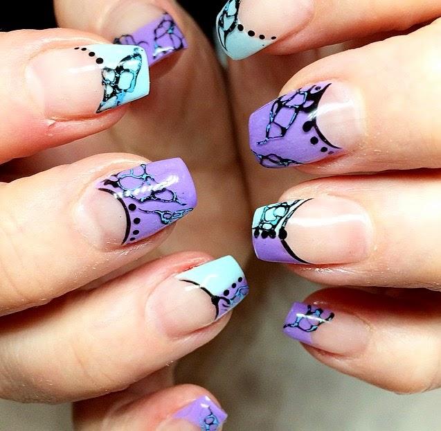 vackra naglar söder