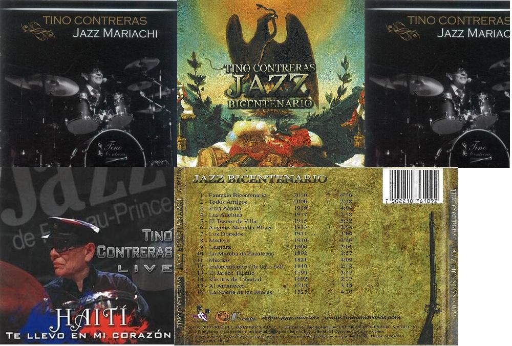 Tino Contreras Y Su Grupo Misa En Jazz Historia Del Jazz