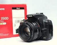 Jual Kamera Bekas - Canon Eos 350D