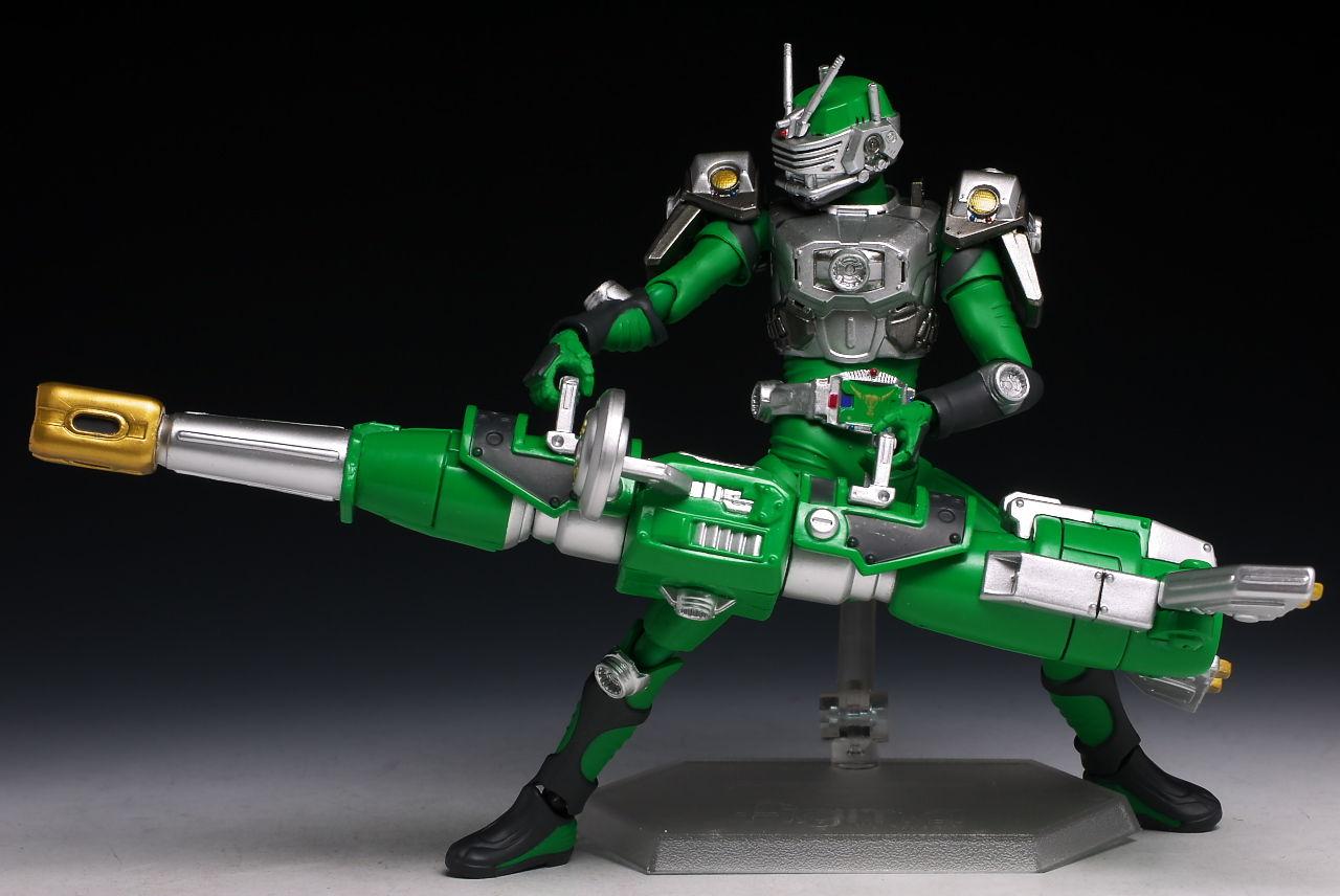 guNjap: Review: Figma Kamen Rider Torque (Dragon Knight ...