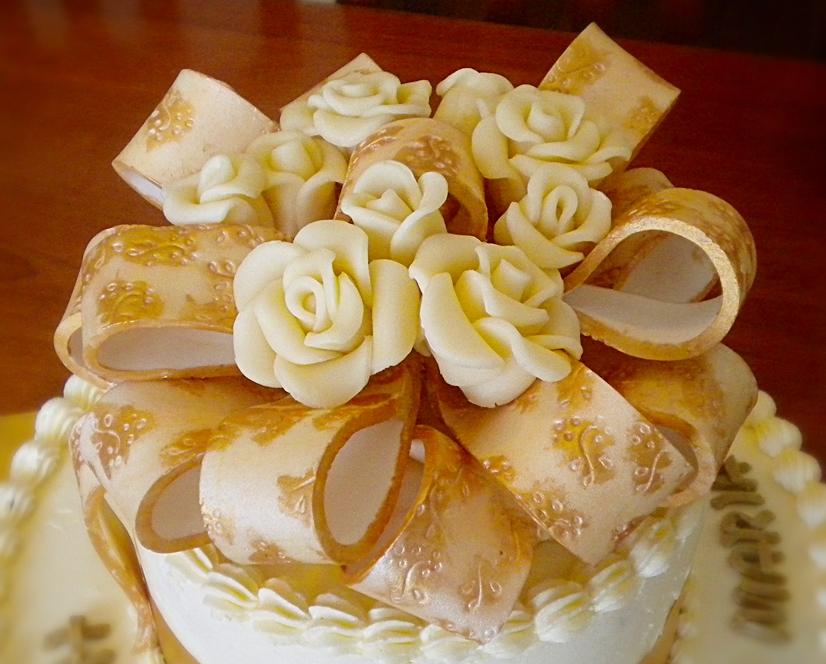 Heart of Mary: Mocha Chiffon Cake