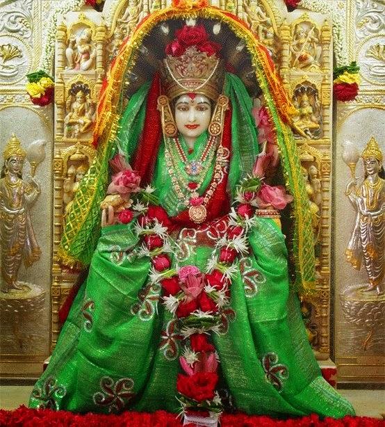 Goddess padmavathim